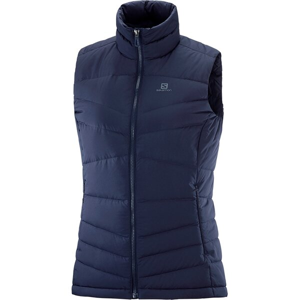 Salomon Transition Down Vest Womens
