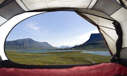 Fjällräven Akka View 2 Teltta
