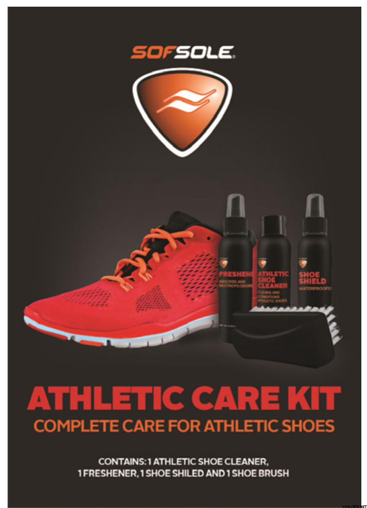 Sof Sole Athletic Care Kit   Shoe