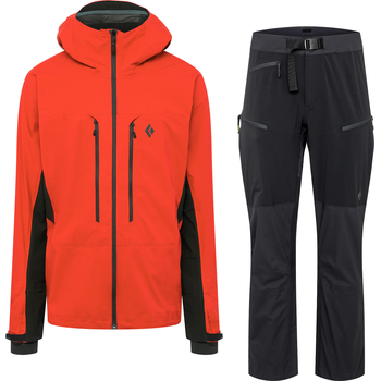 Downhill Skiing Clothing Sets