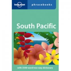 Lonely Planet South Pacific Phrasebook