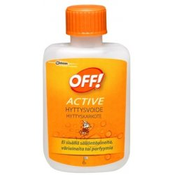 OFF! Active -hyttysvoide 37 ml