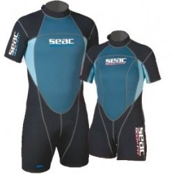 Seacsub Body Fit Shorty 2,5mm, Naiset S