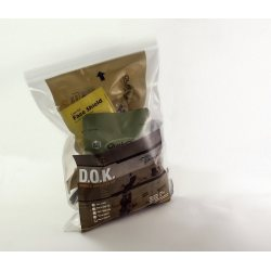 TacMedSolutions D.O.K - Downed Operator Kit +Combat Gauze Roll