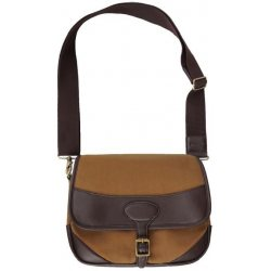 Maremmano Canvas and Leather bag (E802)