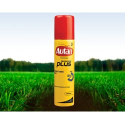 Autan Protection Plus -aerosoli, 100 ml