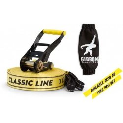 Gibbon Classic Line X13 XL Tree Pro Set, 25m