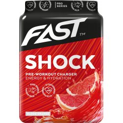 FAST Workout Shock -juomajauhe 360g