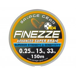 Savage Gear Finezze kuitusiima120m