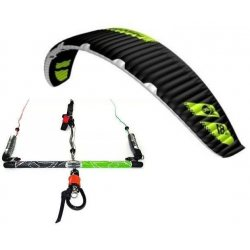 "Flysurfer Sonic-FR 18 -""ready to fly"" w/ Infinity 3.0 Airstyle Control Bar 60cm"