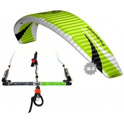 Flysurfer Speed5 18.0 -ready to fly