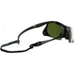 Under Armour Tactical Thief, Shiny Black Frame, Game Day Lens