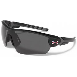 Under Armour Tactical Rival Freedom, Satin Black/Charcoal Gray Frame, Gray Lens