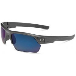 Under Armour Tactical Igniter 2.0 Storm,Carbon Frame w/Gray Polarized w/Blue ML