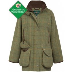 Alan Paine Compton Ladies Tweed Coat - Shooting Fit