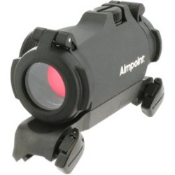 Aimpoint Micro H2 + Blaser pikajalka