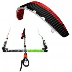 "Flysurfer Sonic2 13.0 -""ready to fly"" w/ Infinity 3.0 Airstyle Control Bar"