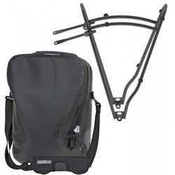 Ortlieb Single-Bag QL3.1 + Bike Rack R1