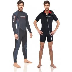 Seacsub I-Flex 7mm Men + Vest Flex Evo 5mm Men (2017)
