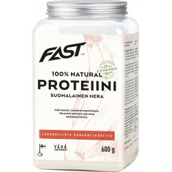 FAST 100% Natural Proteiini 600g