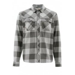 Simms Heavyweight Flannel LS Shirt