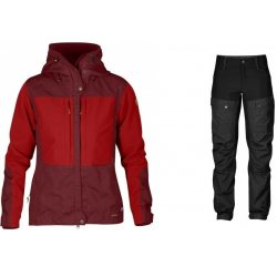 Fjällräven Keb Jacket & Trousers Curved Women