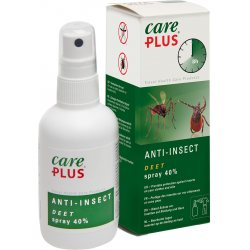 Care Plus Anti-Insect Deet 40% spray, 100ml