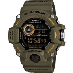 Casio G-Shock Rangeman Green