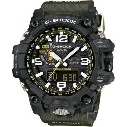 Casio G-Shock Mudmaster GWG-1000 Green
