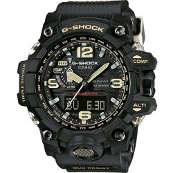 Casio G-Shock Mudmaster GWG-1000 Black
