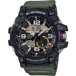 Casio G-Shock Mudmaster GG-1000 Green