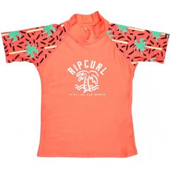 Rip Curl Mini Girl Miami S/SL UVT