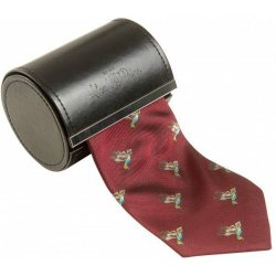 Alan Paine Ripon Silk Tie Duck Design