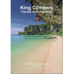 Thailand Route Guide Book (King Climbers) 9th edition