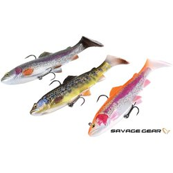 Savage Gear 4D Trout Rattle Shad 17cm / 80g