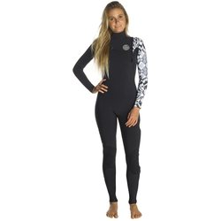 Rip Curl G-Bomb Zip Free 3/2 Steamers Women's