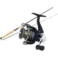 "Shimano Nexave FD2500 + Sojourn 6'6"" Combo"