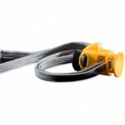 Black Crater Cord Lock Light