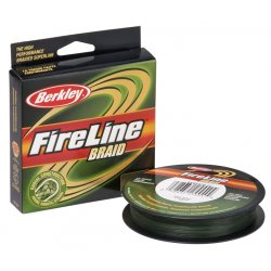 Berkley Fireline Braid 110m