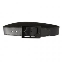 Fox Blackened Belt, Musta, S (28/30)