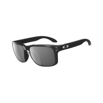 Oakley Holbrook, Polished Black/Grey Polarized