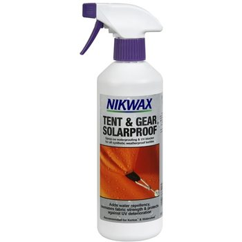Nikwax Tent & Gear Solar Proof 500ml