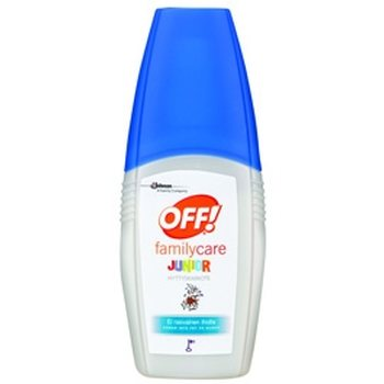 OFF! Family Care Junior hyttyssuihke 100 ml