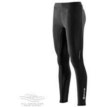 Skins A200 Women's Compression Long Tights, Musta, S