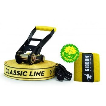 Gibbon Classic Line Tree Pro Set, 15m