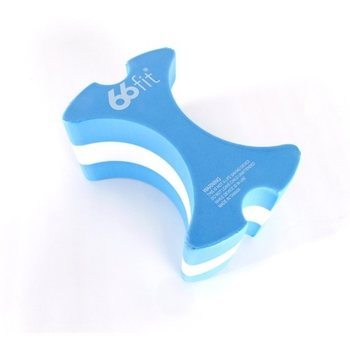 66fit Contoured Swimming Pull Buoy Float