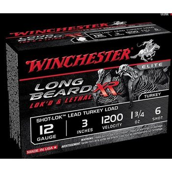 Winchester Long Beard XR Turkey load 12/76 10kpl