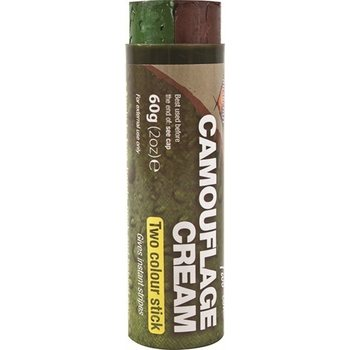 Bushcraft Camo Cream Brown / Green 60g