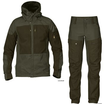 Fjällräven Keb Jacket & Trousers Regular Women