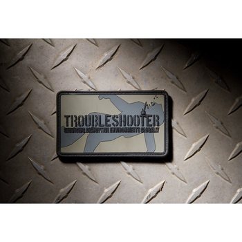 Haley Strategic Troubleshooter Patch